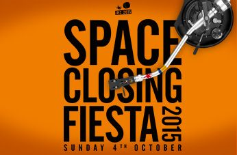Space Closing Fiesta 2015