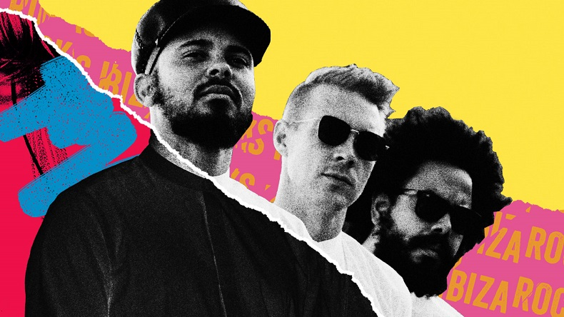 Major Lazer Ibiza Rocks
