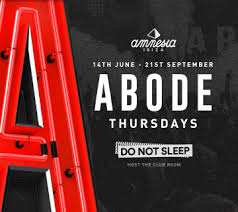 ABODE – Do Not Sleep