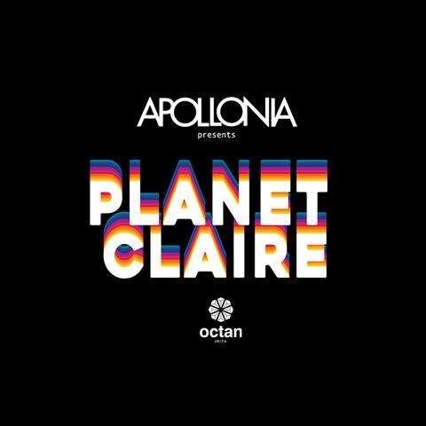 Apollonia presents Planet Claire