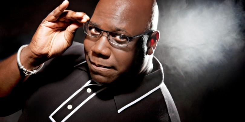 Carl Cox front page