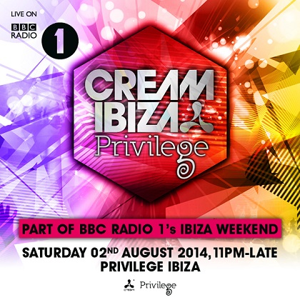 BBC Radio 1 at Privilege