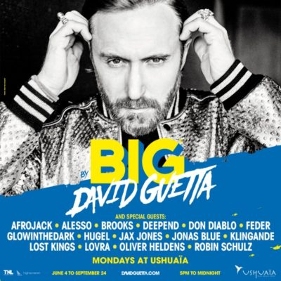 big by David Guetta 2018