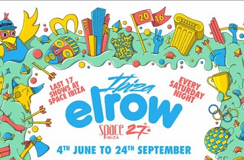 elrow desvela el line up