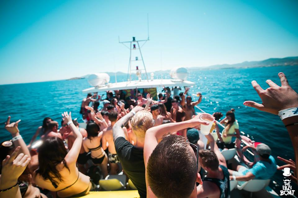 The Ibiza Boat Party