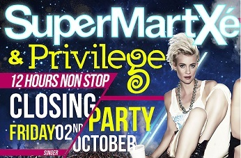 Privilege Closing Party 2015