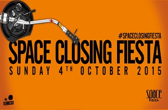 Line up Space Closing Fiesta