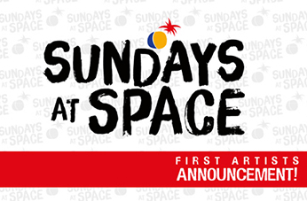 Primeros nombres para el line-up de Sundays at Space
