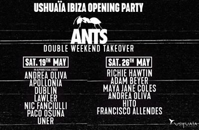 Ushuaïa Opening Party 2018