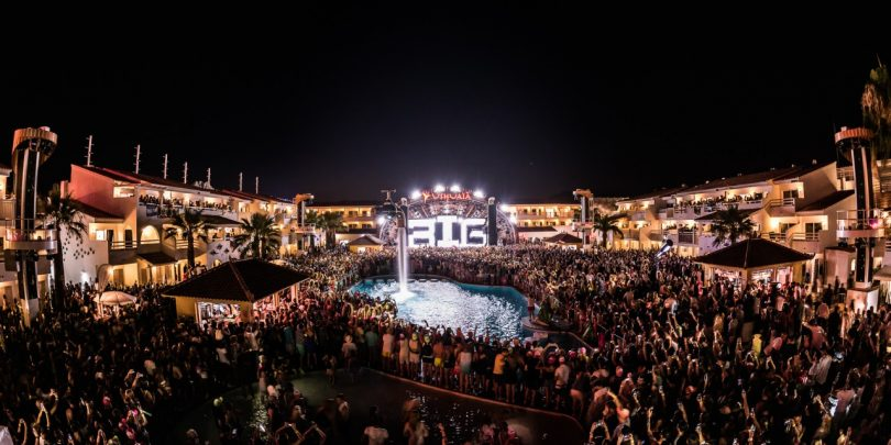 Big by David Guetta Ibiza