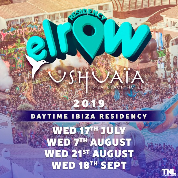 elrow logo ibiza 2019