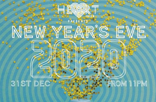 New Years Eve at Heart