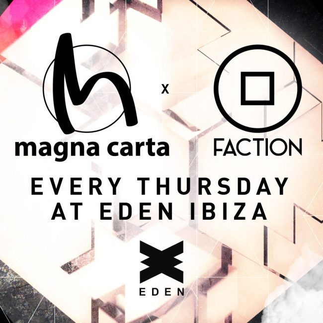 Magna Carta x Faction
