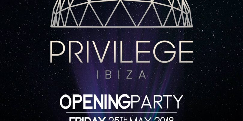 Privilege Opening 2018